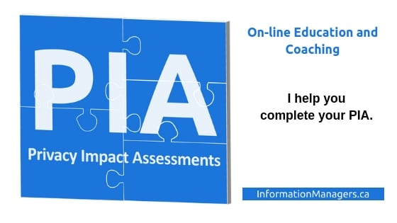 PIA on-line training and coaching