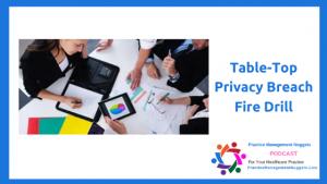 Privacy Breach Fire Drill